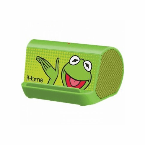 Kermit Portable MP3 Player/Speaker