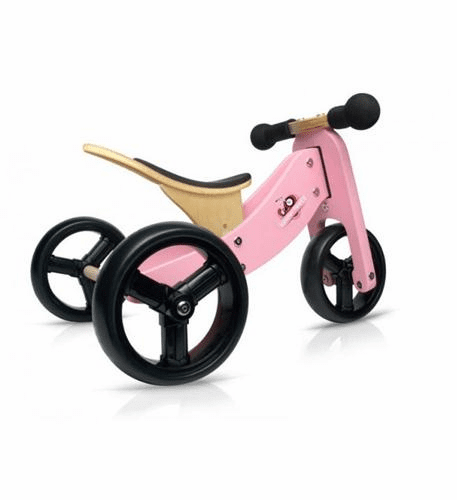 Kinderfeets 2-in-1 Balance Bike/Trike