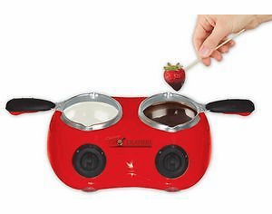 Koolatron Total Chef  Chocolatiere Electric Fondue