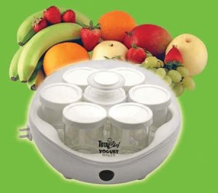 Koolatron Total Chef Yogurt Maker