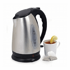 MaxiMatic 1.7L Cordless Electric Kettle