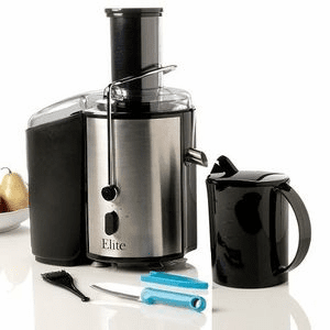 MaxiMatic Elite Platinum Whole Fruit Juice Extractor