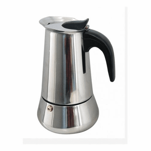 Ovente 9-Cup Stainless Steel Espresso Maker