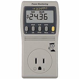 P3 International Power Monitoring for Dummies