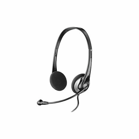 Plantronics 80933-01 Stereo Pc Headset (pl-.audio326)