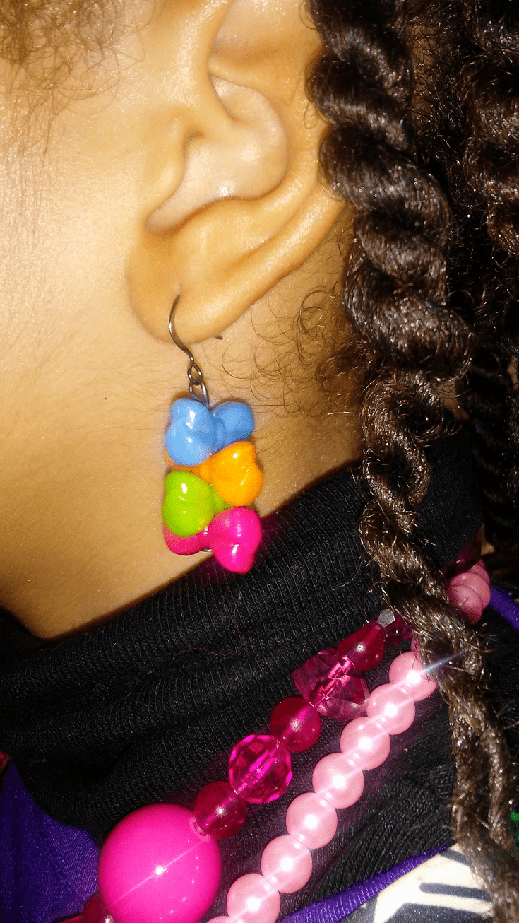 Quad Bow Earrings