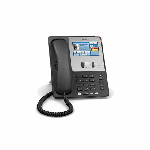Snom 802.11 Wireless Phone Touch Screen