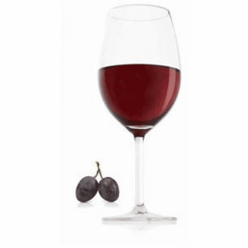 VACUVIN VAC-7649160 / Wine Glass Red Set of 2