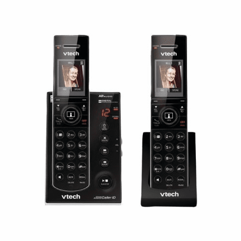 Vtech Video Doorbell Phones 2-pack