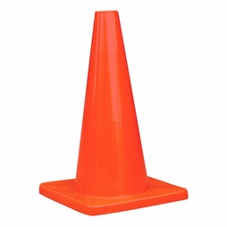 "12"" Economy Traffic Cone - Non-Reflective"