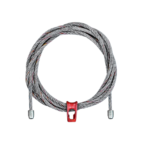 "3/8"" x 6 ft Skidding Choker - 11000 lbs Breaking Strength"