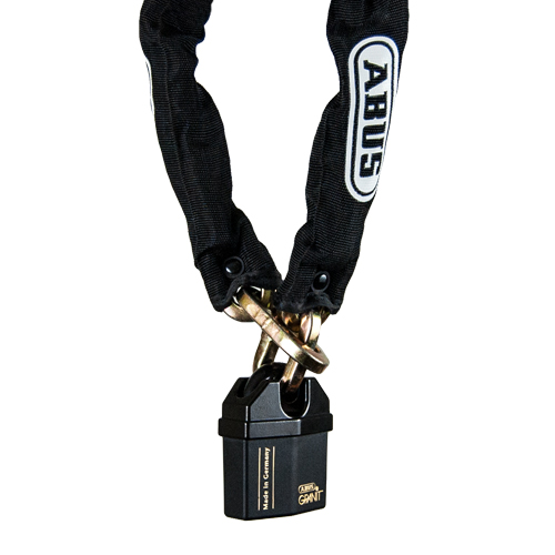 2FT length with Sleeve ABUS 12mm Maximum Security Chain