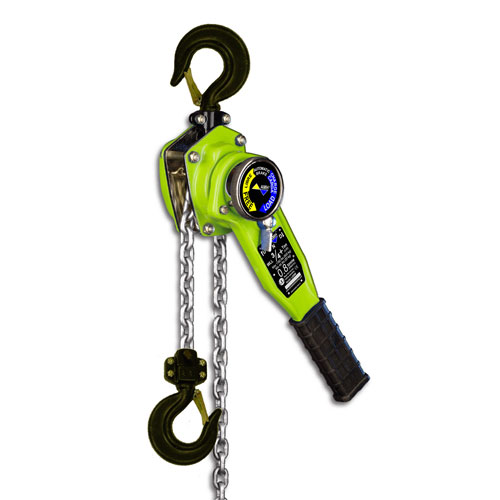 AMH 2-1/4 Ton x 10 ft LA Lever Chain Hoist