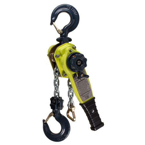 AMH 1-1/8 Ton x 5 ft X5 Lever Chain Hoist