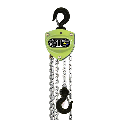 AMH MA 8 Ton x 20 ft Hand Chain Hoist