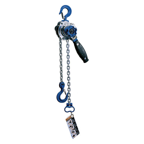 AMH 1/2 Ton x 10 ft Mini Lever Chain Hoist