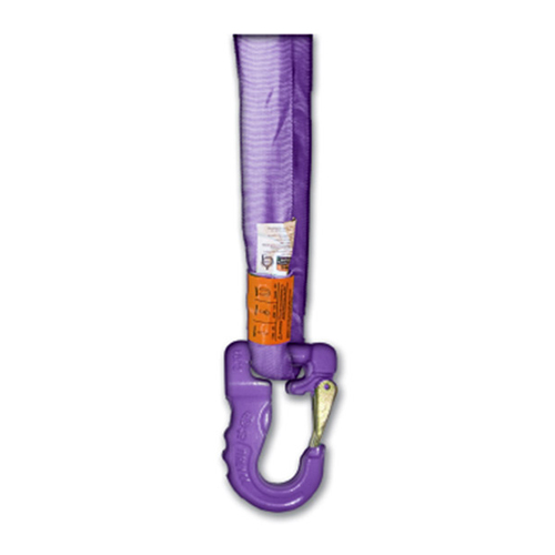AMH Purple Round Sling Hook - 2600 lbs WLL