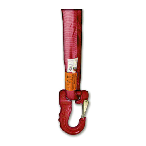 AMH Red Round Sling Hook - 13200 lbs WLL