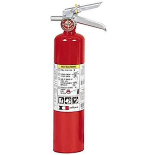 Badger Standard ABC Fire Extinguisher - 2.5 lbs w/ Vehicle Bracket