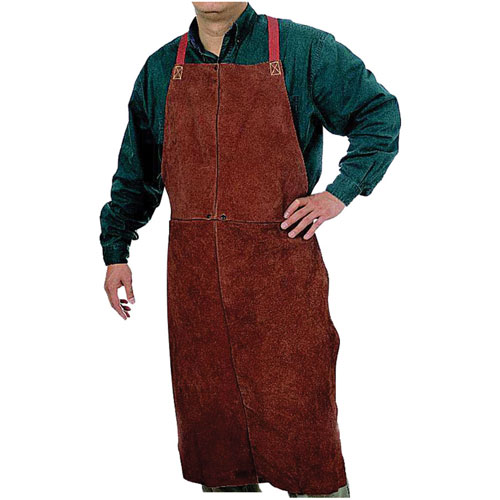 Best Welds Leather Bib Apron