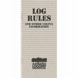 Book - Log Rules & Other Useful Information