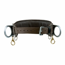 "Buckingham Leather Arborist Belt - Size Small (28"" - 32"")"