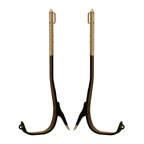 Buckingham Steel Tree Climbing Spurs