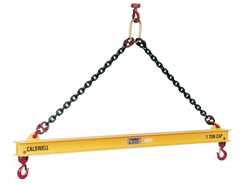 Caldwell 2 Ton x 8 ft Fixed Spreader Beam