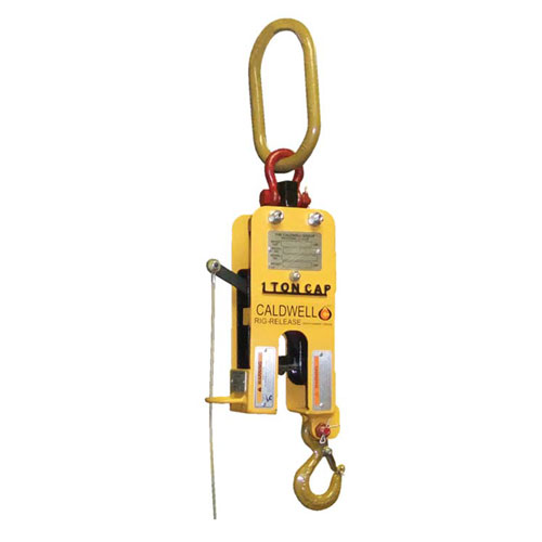Caldwell 15 Ton Rig-Release Hook - Manual