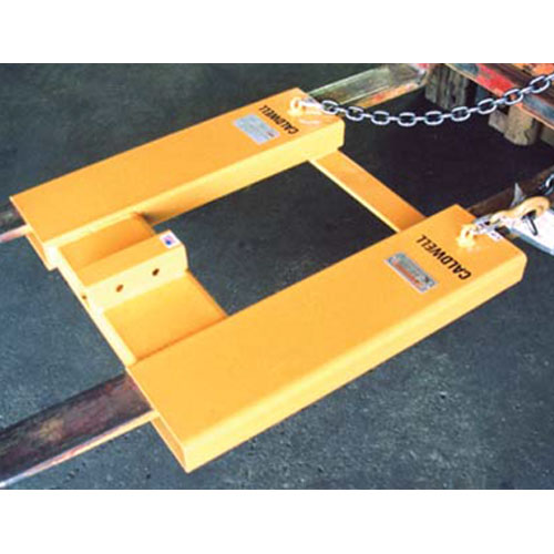 Caldwell Trailer Spotter Forklift Attachment