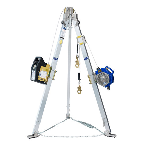DBI Sala Confined Space Tripod Kit - #8301041