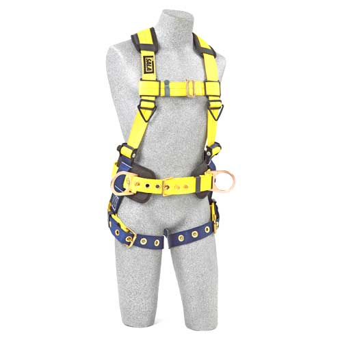 DBI Sala Delta Vest-Style Construction Harness - Size Small - #1102201
