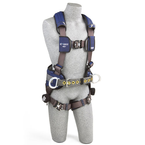 DBI Sala ExoFit NEX Construction Harness - Size Small - #1113121