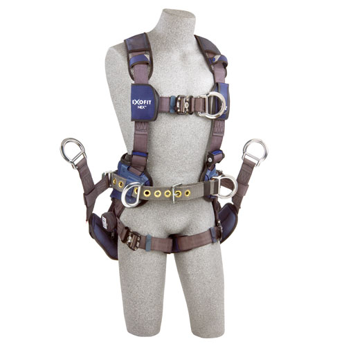 DBI Sala ExoFit NEX Tower Climbing Harness - Size Large - #1113192