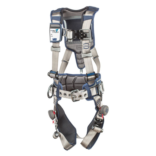 DBI Sala ExoFit Strata Construction Harness - Size Medium - #1112536