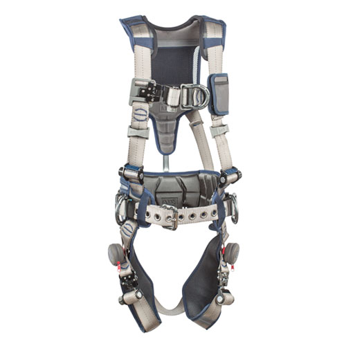 capital safety exofit strata construction harness size small 1112540 20 dbi sala exofit strata construction harness size small 1112540