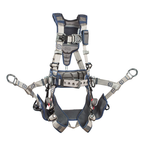 DBI Sala ExoFit Strata Tower Harness - Size Medium - #1112581