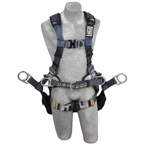DBI Sala ExoFit XP Tower Climbing Harness - Size X-Large - #1110303