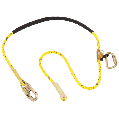 DBI Sala Pole Climber's Adjustable Rope Positioning Strap - #1234070
