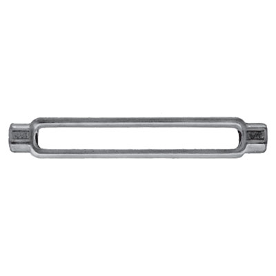 "Chicago 3/4"" x 6"" Forged Turnbuckle Body Only - 5200 lbs WLL - #03998 7"