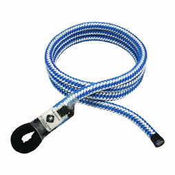 "Climb Right 1/2"" x 5 ft Blue Split Tail w/ ""Ninja Sheath"" Eye - #36656"