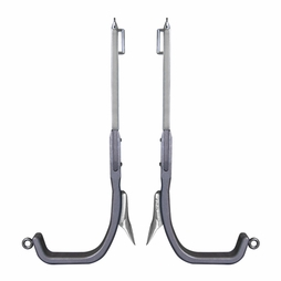 Climb Right CTB Aluminum Pole Climbing Spurs - #91260