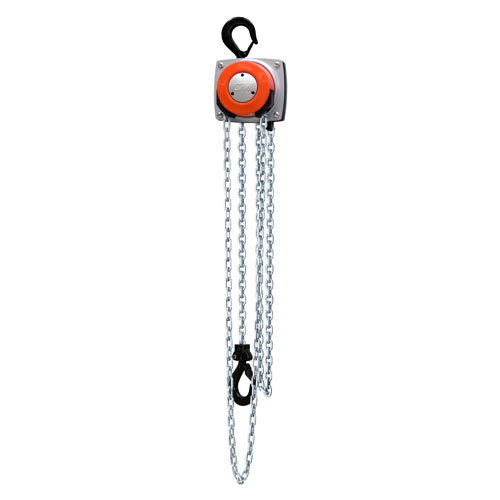 CM Hurricane 1 Ton x 30 ft Hand Chain Hoist - #5653A