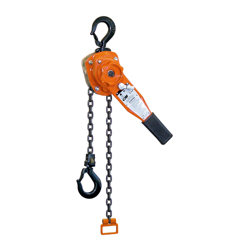 CM 653 1-1/2 Ton x 20 ft Lever Chain Hoist - #5318