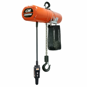 CM Lodestar Electric Chain Hoists