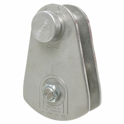 "CMI Stainless Steel Arborist Rigging Block - 3/4"" Rope - #RP131"