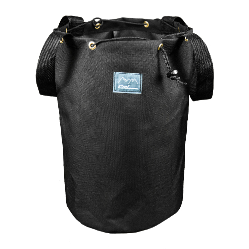 CMI Medium Classic Rope Bag - Black - #ROPE005