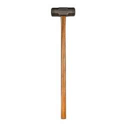 "Council Tool 12 lbs Sledge Hammer - 36"" Straight Handle"
