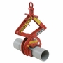 Crosby Clamp-Co PA-14 2.25 Ton Padded Pipe Grab - #2736018