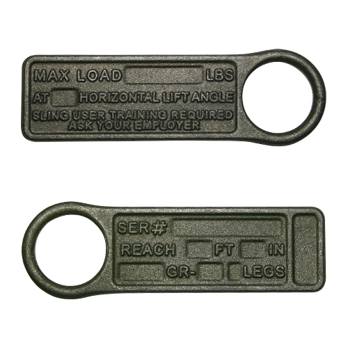 Crosby Forged Chain Tag - #115217